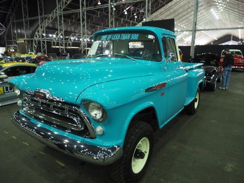 1957 Camión Chevy NAPCO 4x4
