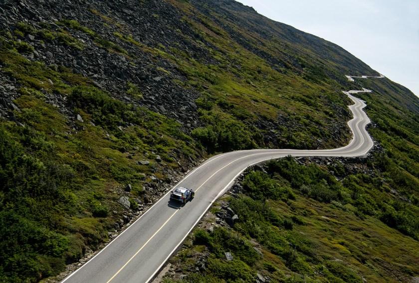 Travis Pastrana conduce Airslayer hasta Mt. Washington Road