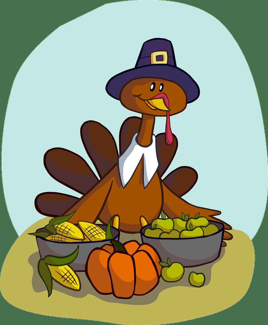 Fun Thanksgiving Trivia Using Numbers