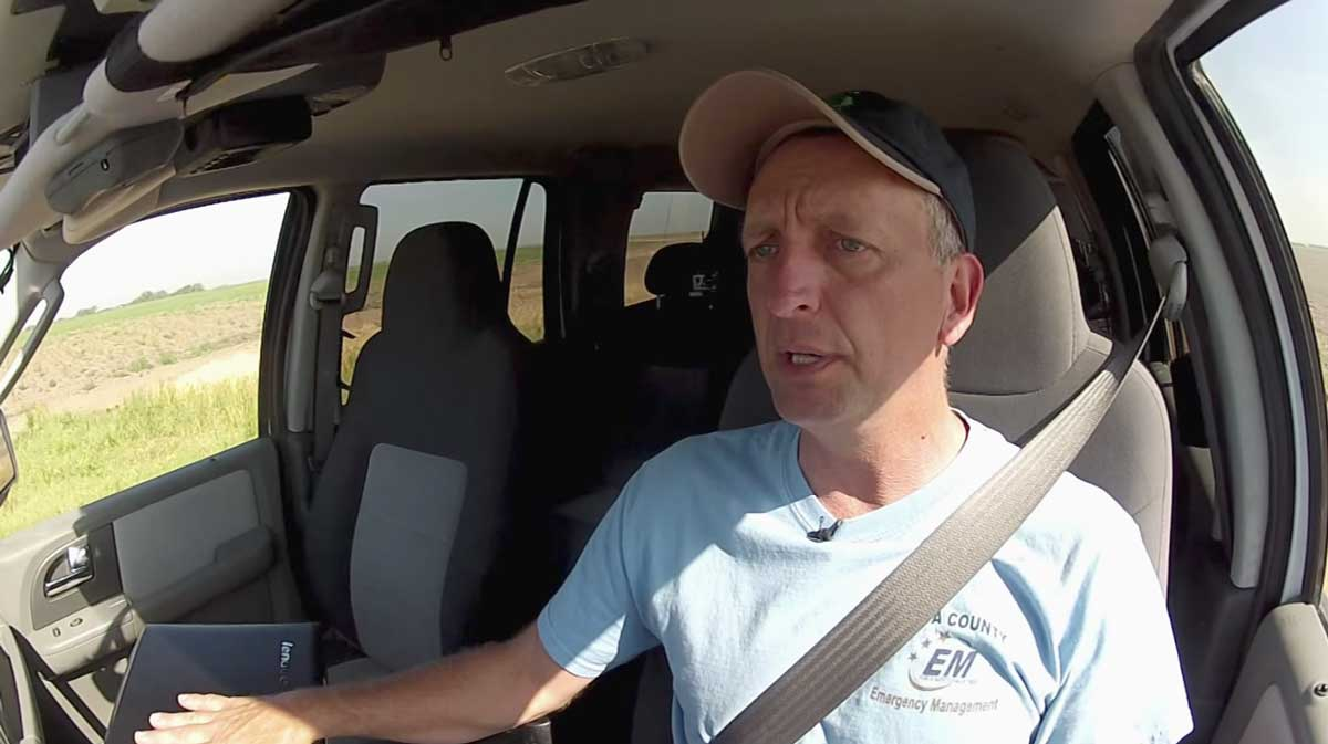 Ray Stegman (Screenshot via YouTube)