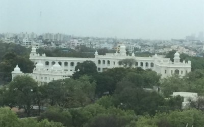 Why did Hyderabad die?