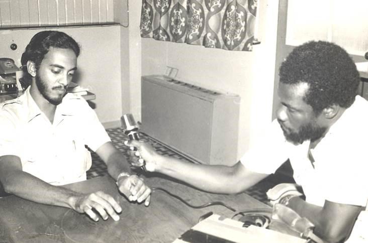 Guyana, cross cultural boot camp