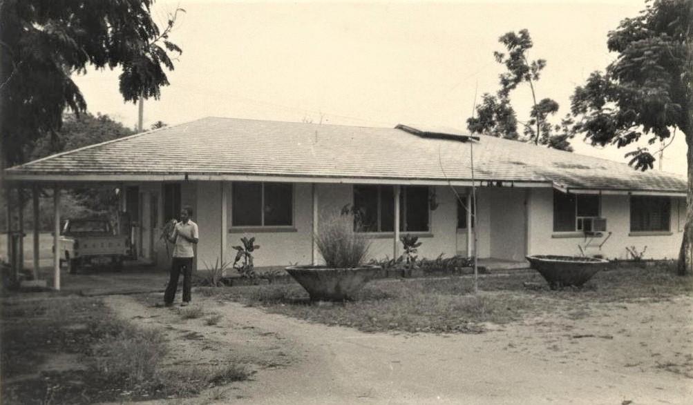 Kwakwani house 1981 2