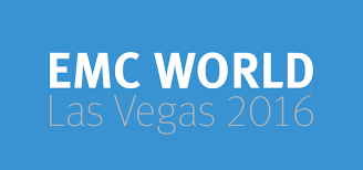 EMC Data Lake EMC World 2016