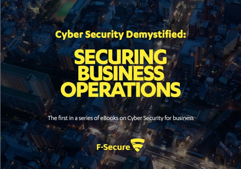F-Secure Cyber Security eBook Part 1 - YourDailyTech
