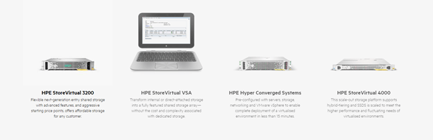 Review: HPE StoreVirtual Platform Evolves and Expands To Include Options for SMB - YourDailyTech