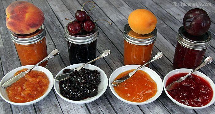 Image result for kinds of jam