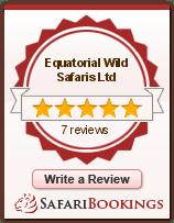 Reviews about Equatorial Wild Safaris Ltd