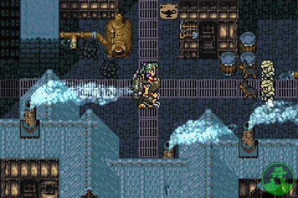 Final Fantasy VI In-Game Image: Neshe