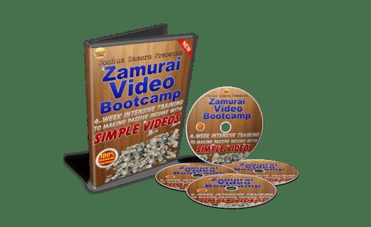 zamurai video bootcamp