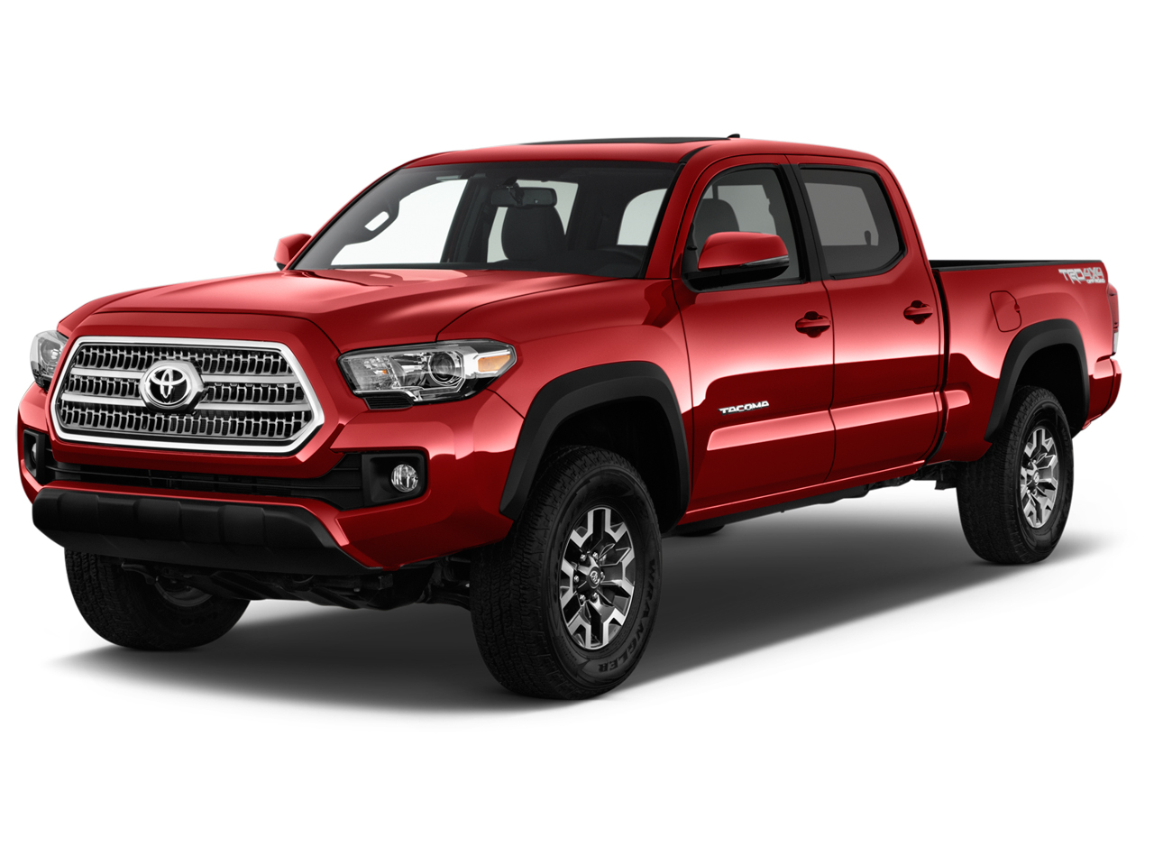 2014 Side Toyota Bars Tacoma Step