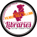 Cycling for Libraries - Logo