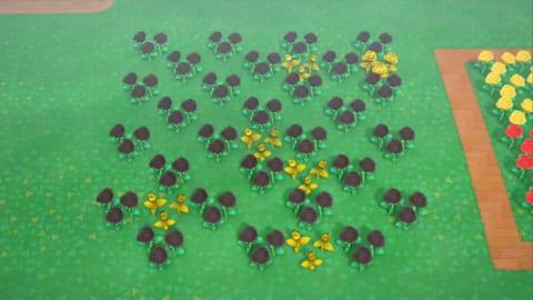 あつ 森 金 の バラ の 作り方