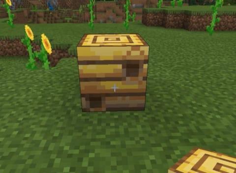 蜂の巣 マイクラ