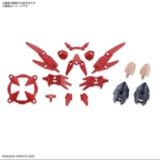 30MS オプションパーツセット2(フライトアーマー)