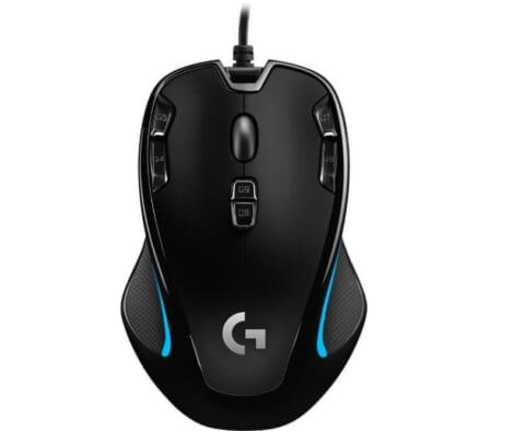 ロジクール ゲーミングマウス G300Sr