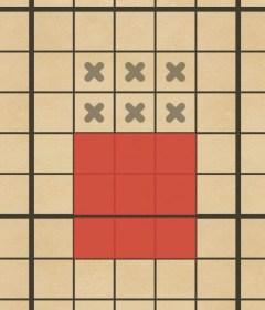 攻撃 ビッグボス 2×3マス