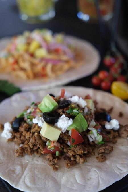 美味しい本格派メキシカンタコス