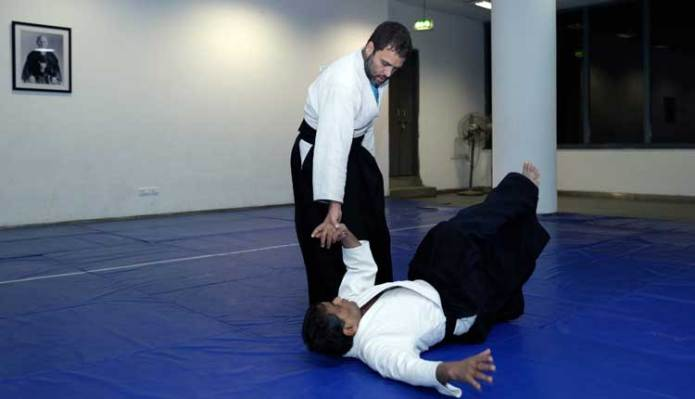 Image result for rahul gandhi martial arts
