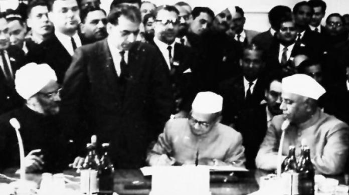 Of Tashkent Declaration and how Shastri died at the altar of India-Pak  friendship