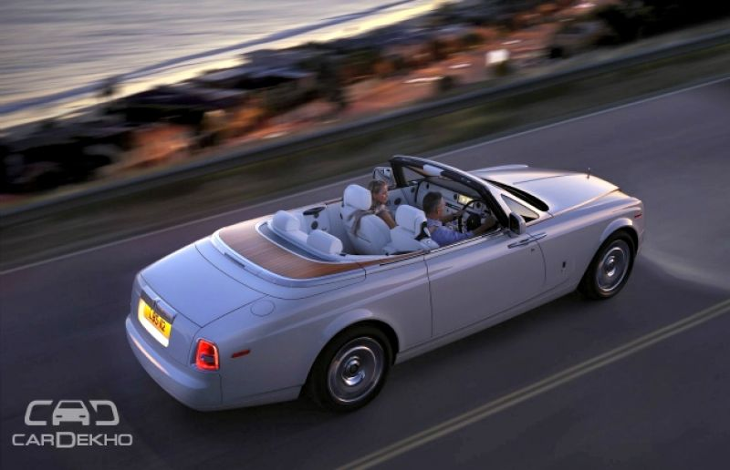 Check Out The Rolls Royce Sweptail