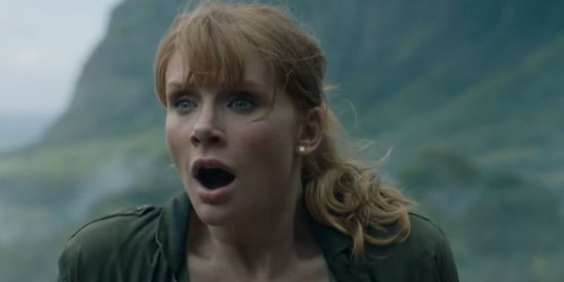 Bryce Dallas Howard in the still from the film.