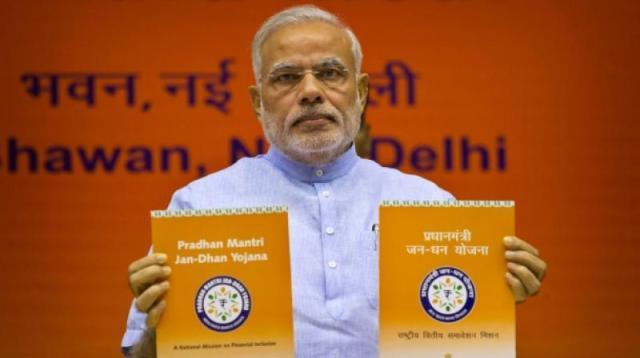 Major decisions of Modi government