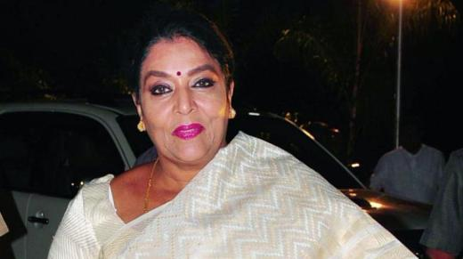 Congress MP Renuka Chowdhury