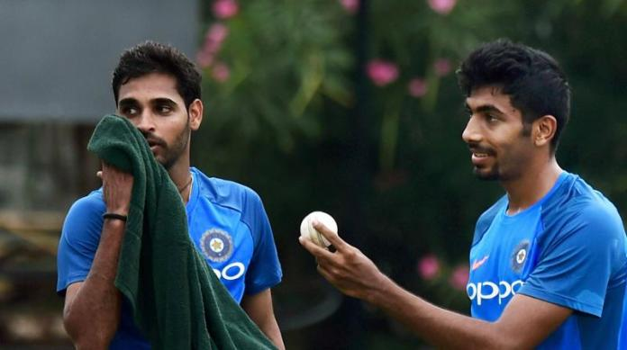 Image result for shami and bumrah