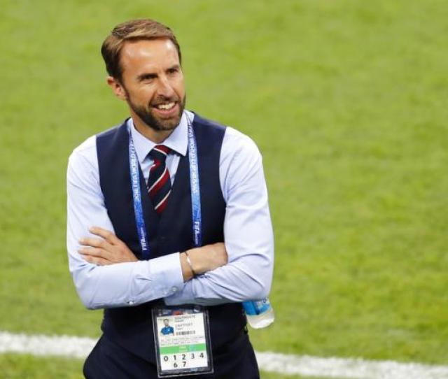 Unlikely Sex Symbol Women Men Have Crush On England Manager Gareth Southgate