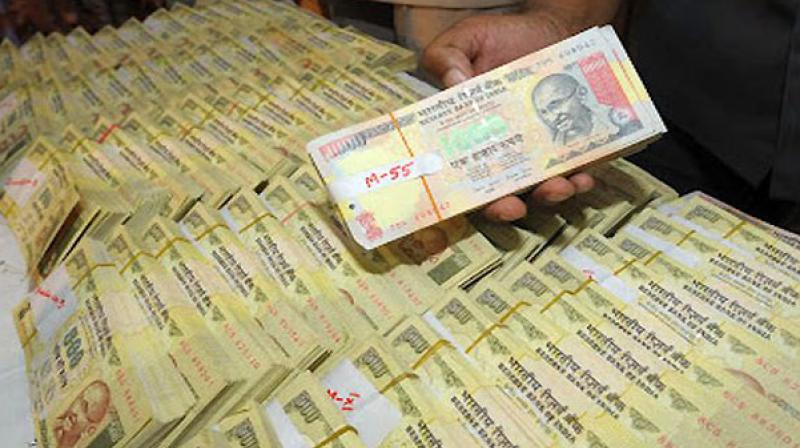 Pakistan Printing Heavy Amounts Of Fake Indian Currency