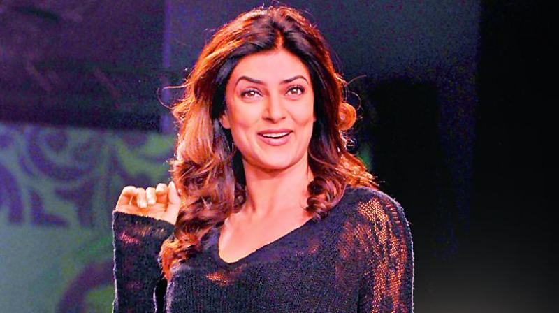 Sushmitha Sen To Return Back To Movies