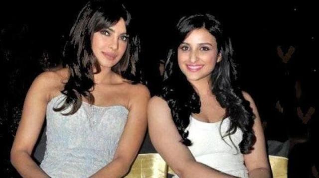 Priyanka And Parineeti Chopra