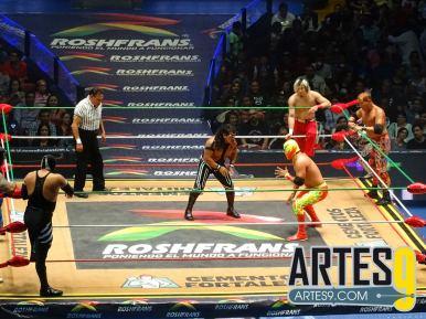 Freedom arena mexico 2