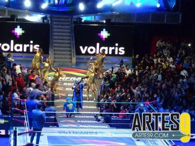Freedom arena mexico