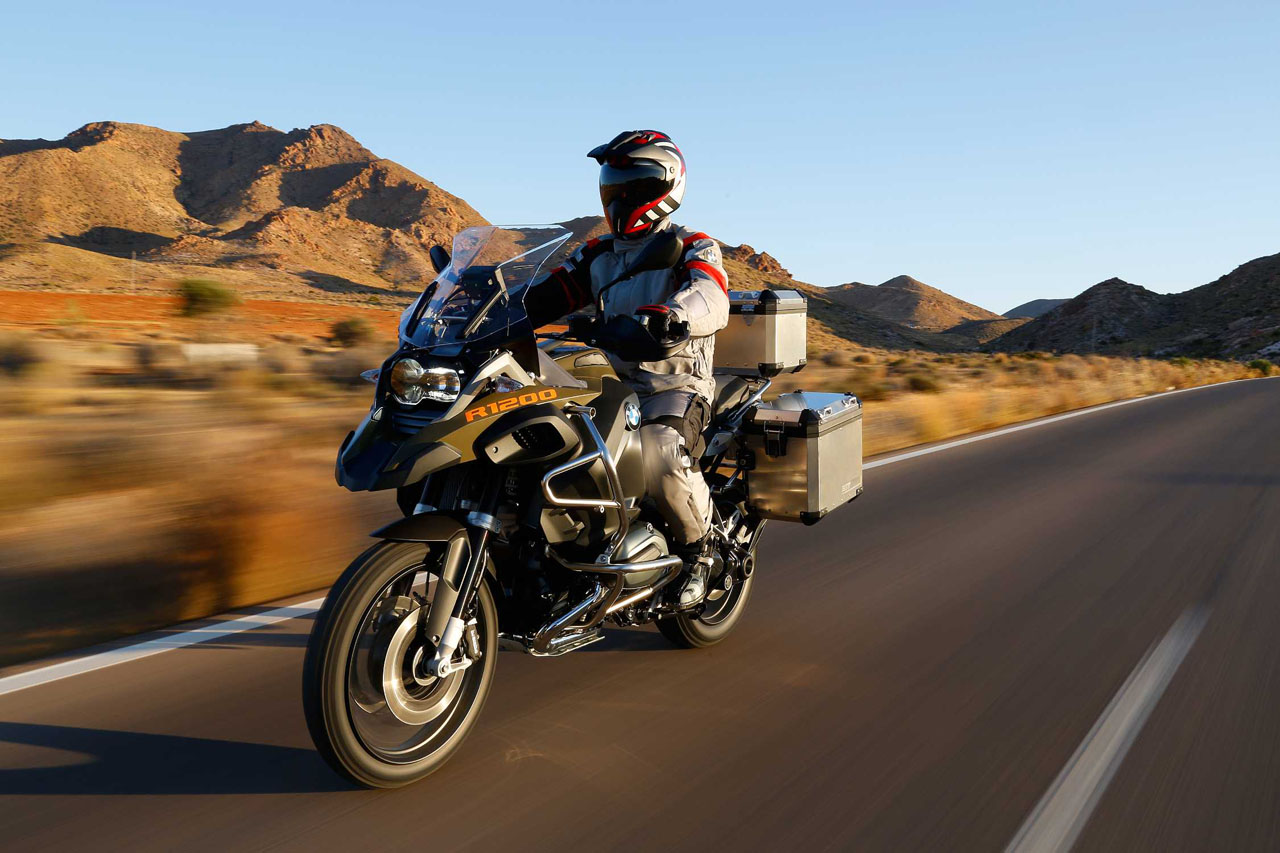 Cycle World Pits The BMW R 1200 GS Adventure Vs KTM 1190