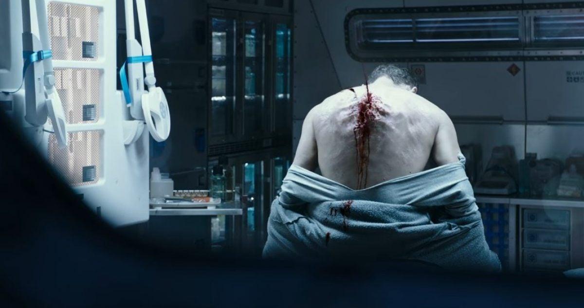 Image result for alien: covenant trailer face sucker