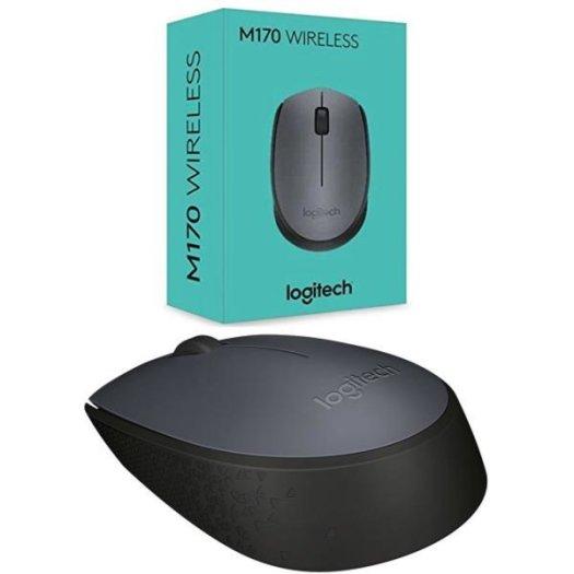 Mouse Logitech M170 Wireless Murah
