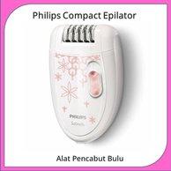 Philips Compact Epilator Pencabut Bulu Hp Alat Pencabut Bulu