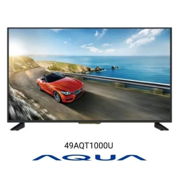 LED TV AQUA LE49AQT1000U 49 INCH UHD 4K DIGITAL TV - 49AQT1000U