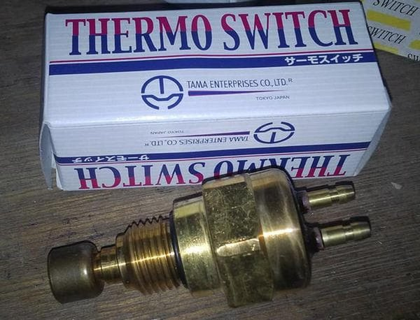 Unik Thermo switch   switch fan otomatis Honda Grand Civic LX Nouva Japan Limited