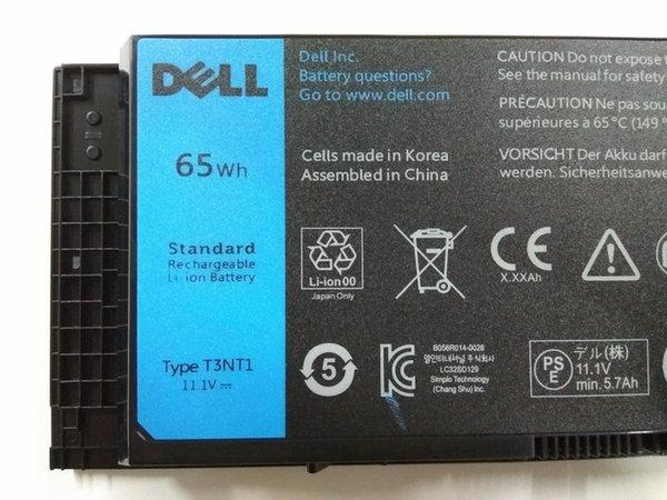 Unik Baterai Battery Laptop Original Dell Precision M4600 M4700 M4800 M6600 Limited