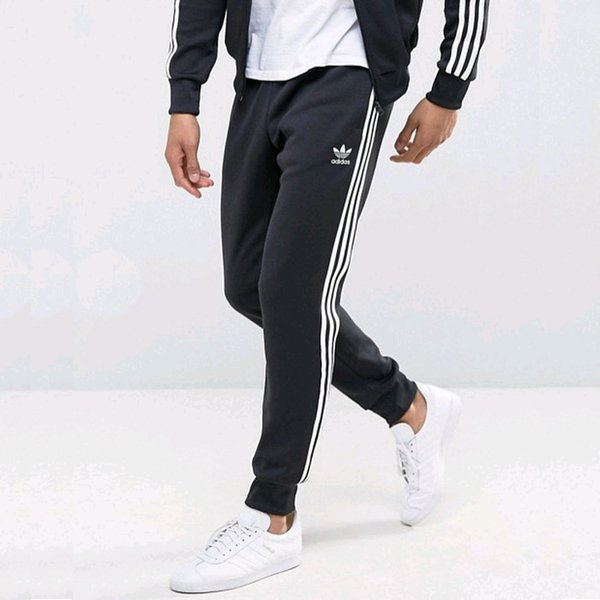 Celana Panjang Training Sweatpants ADIDAS Superstar Cuffed Track Pants