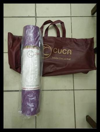 Matras Yoga Premium Cuca 6Mm