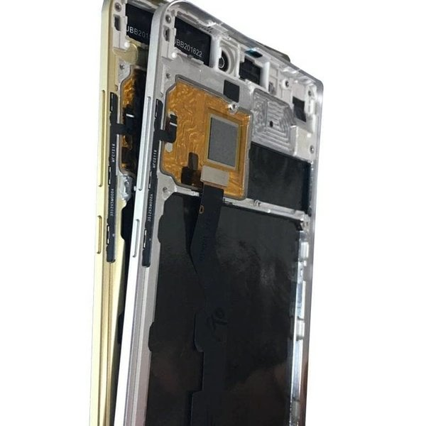 LCD Display Touch Screen plus Frame Part Xiaomi Mi Note and Xiaomi Mi Note Pro