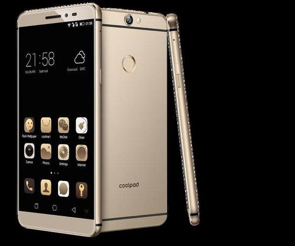 Best Seller Coolpad Max A8 Ram 4 Internal 64 Gb - Garansi Distri