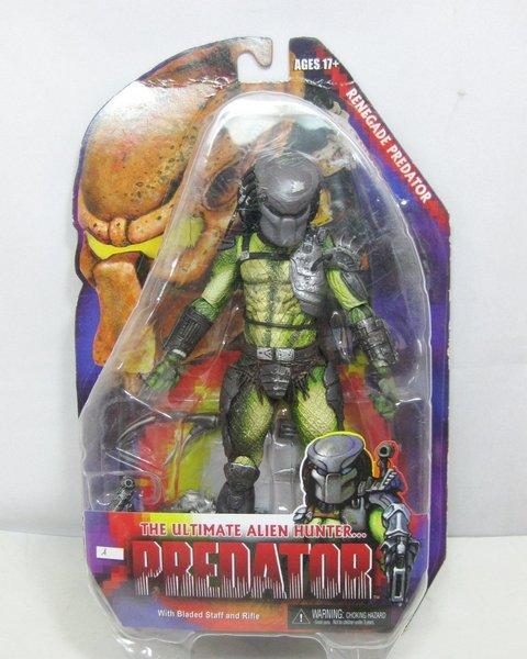 Jual Neca Predator Renegade Predator Action Figure Di Lapak Dolananmodern Bukalapak