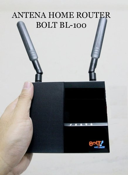 Antena Penguat Signal Sinyal Wifi MIMO-X8R Bolt Router Helios BL100