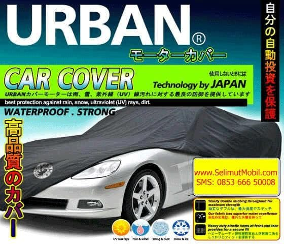 Urban Cover Mobil urban Medium MPV Innova Waterproof Selimut Sarung