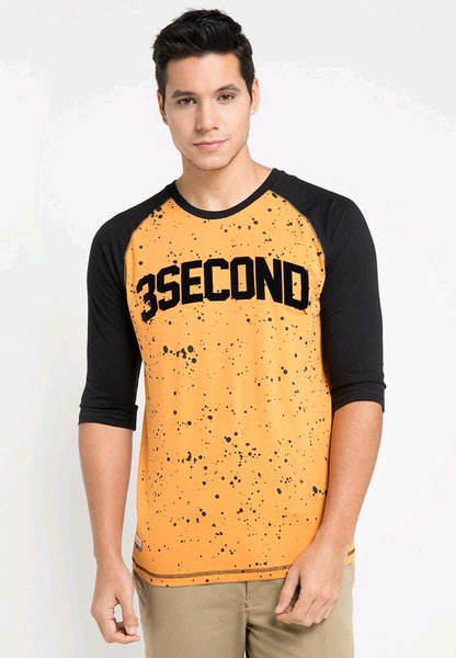 Kaos 3Second Original F10006
